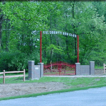 Club Entrance off of S. Brookville Rd.